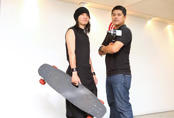 EFZ動力滑板