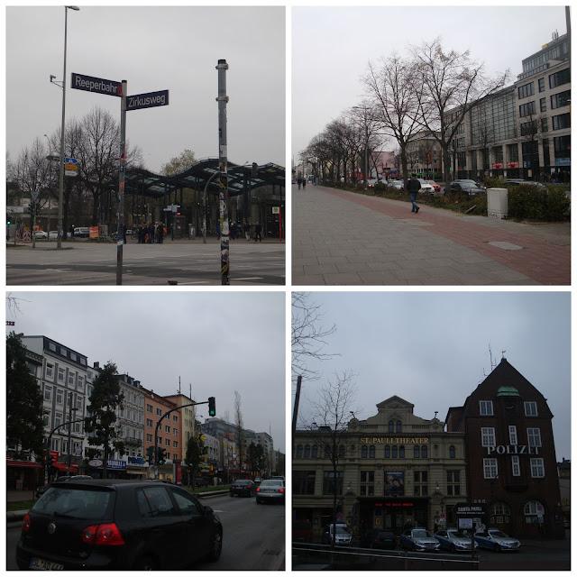 Reeperbahn, Hamburgo