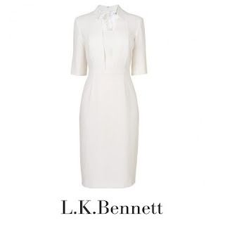 LK Bennett Dress Victoria Beckham Back Skirt By Malene Birger Shoes