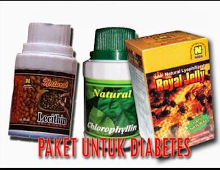paket herbal NASA atasi diabetes, obat ampuh penyakit kencing manis