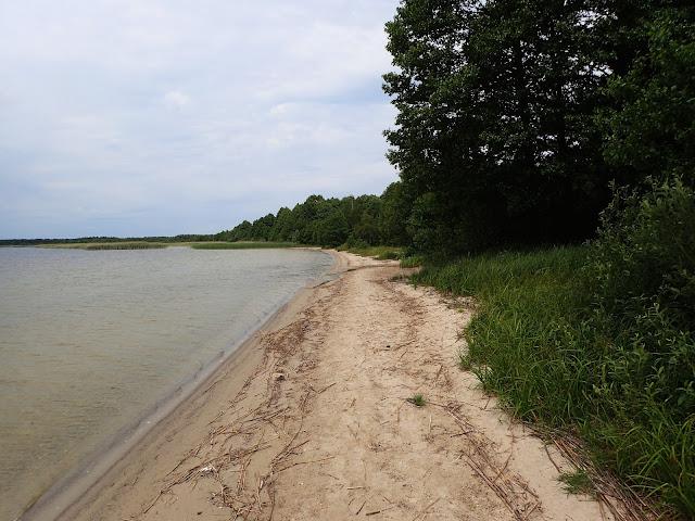 Poleskie jeziora mają zasadniczą zaletę - są dość puste