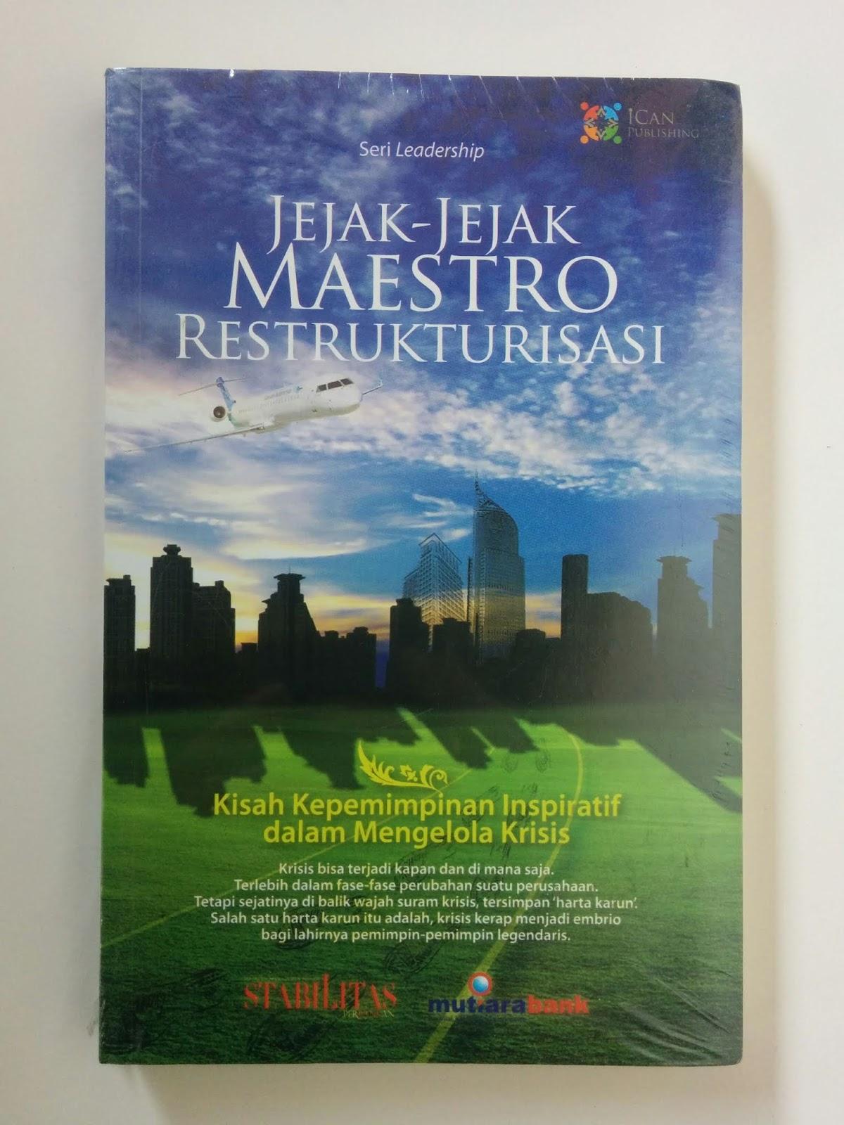 Buku Seri Leadership Prayogo P. Harto