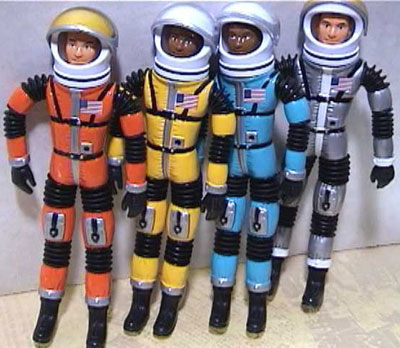 BOOKSTEVE'S LIBRARY: Mattel's Man in Space