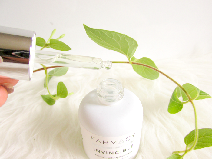 Review: Farmacy - Invincible Root Cell Anti-Aging Serum (Sephora & QVC)