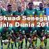 Skuad Pemain Senegal Piala Dunia 2018