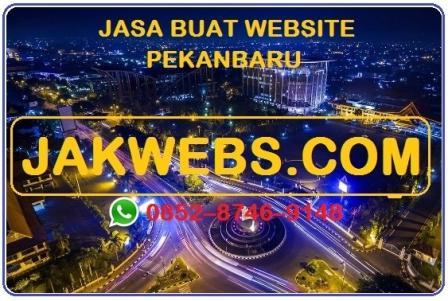 jasa buat website pekanbaru