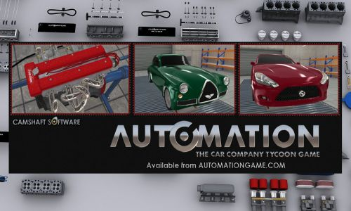 Download Automation The Car Company Tycoon Highly Compressed