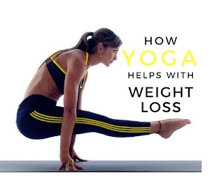 How Yoga Helps With Weight Loss