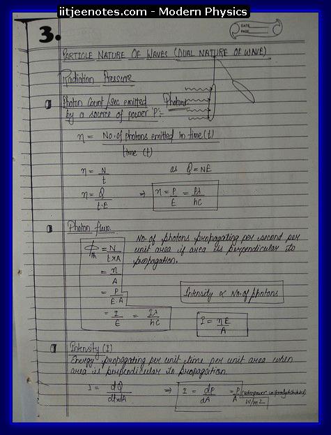 Modern Physics 3