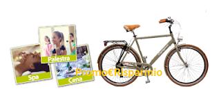 Logo Con Bonduelle vinci 120 Gift Card Tantosvago e 10 biciclette Rossignoli