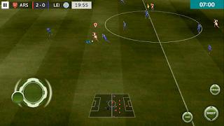 FTS 15 Mod FIFA 16 v1 by Hadi Suhendra Apk + Data