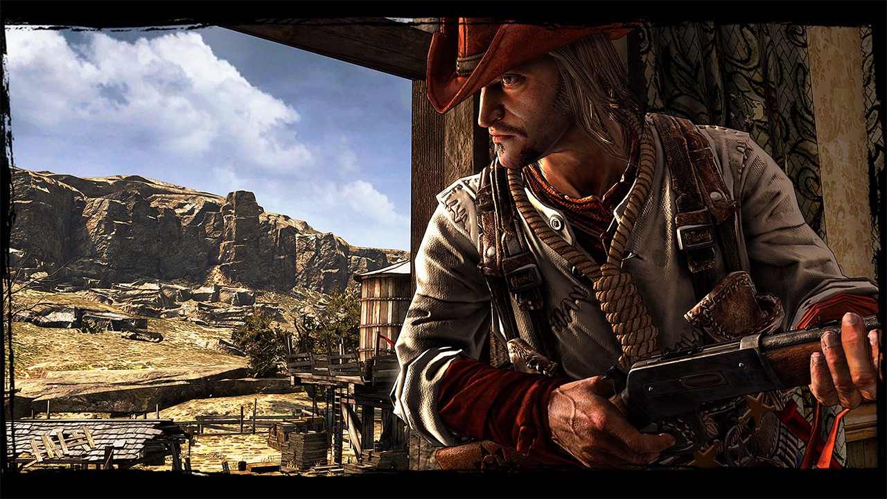 Buy call of juarez gunslinger pc game | steam download.