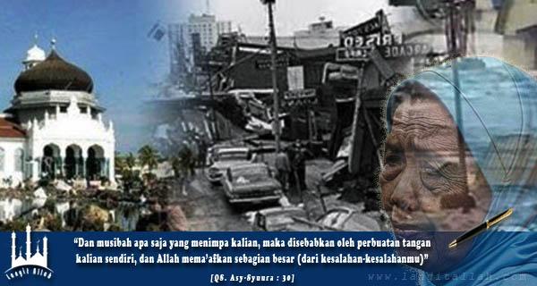 Amalan dan Ikhtiar Saat Terjadi Gempa Bumi dan Tsunami