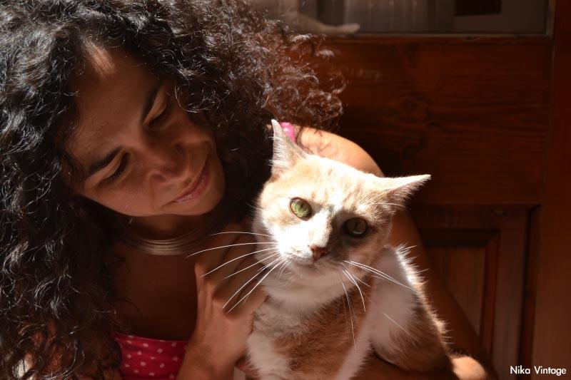 50 cosas sobre mi, leonardo, gato