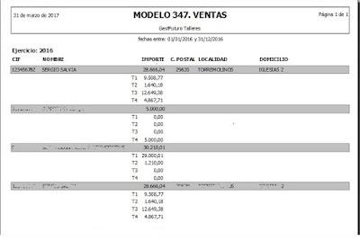 imagen del informe para la preparacion del modelo 347 en programas de facturacion