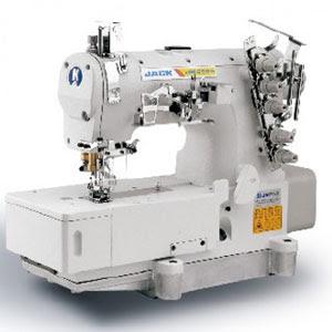 Contoh mesin jahit overdeck dan fungsinya