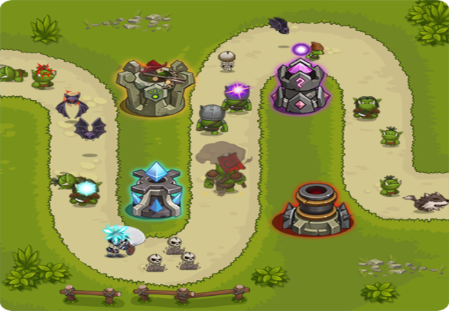 Tower Defense King v1.2.4 Mod Apk Unlimited Money Terbaru