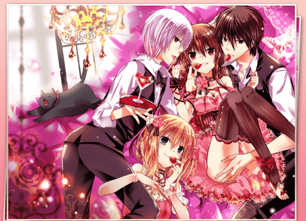 Watashi ni xx Shinasai! - Daftar Manga Romance Terbaik Sepanjang Masa
