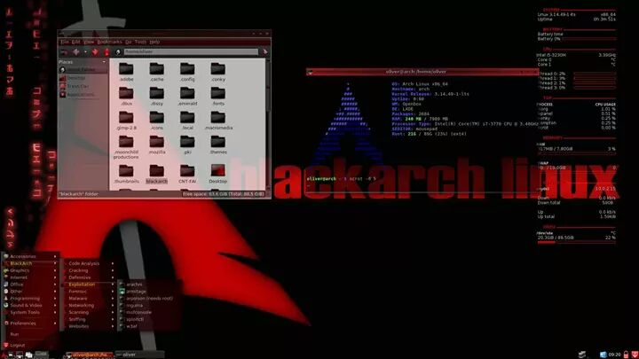 Top 3 Cool Hacking And Penetration Testing Operating -6519
