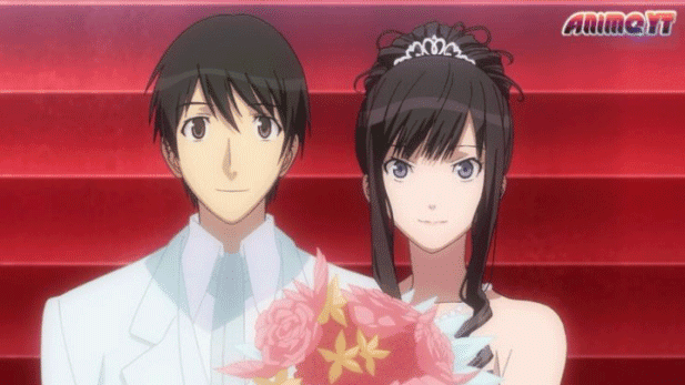 Amagami SS - Anime Romance Happy Ending