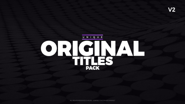 This is Titles Videohive – Free Download After Effects Templates ...