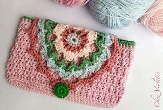 Cartucheras a Crochetkangutingo