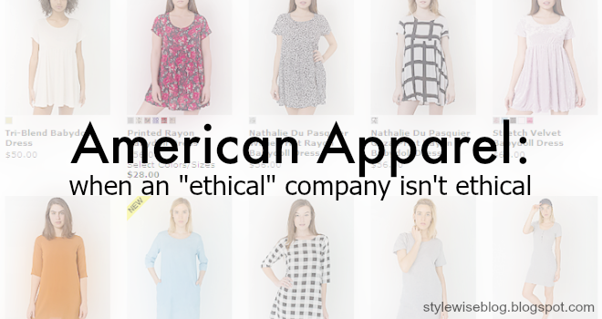 american apparel ethics