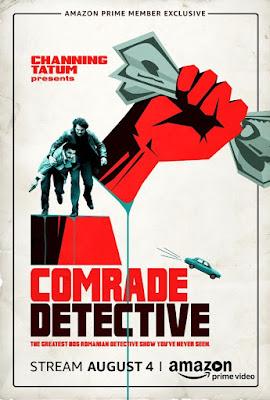 Comrade Detective Amazon
