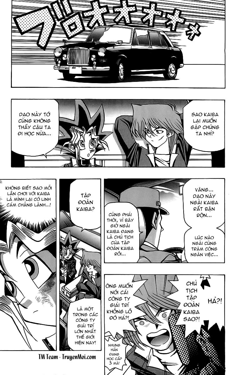 YUGI-OH! cháp 26 - trò chơi roulette tử thần trang 3