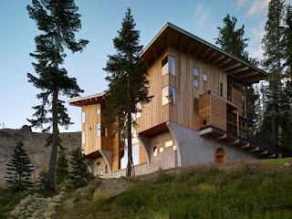แบบบ้านครึ่งปูนครึ่งไม้