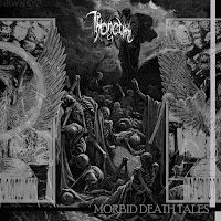 "Throneum  - ""Morbid Death Tales"""