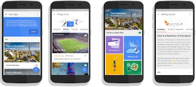 APK Google Trips Terbaru Android