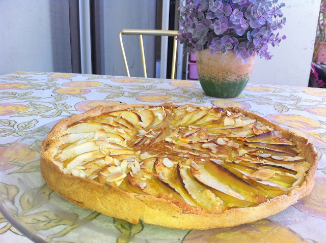 IMG 6066 - פאי תפוחים טעים לראש השנה