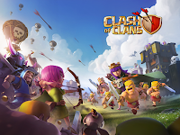 Clash of Clans v8.709.2  MOD APK Unlimited Gems/Golds/Elixir/Dark Elixir / Free Download