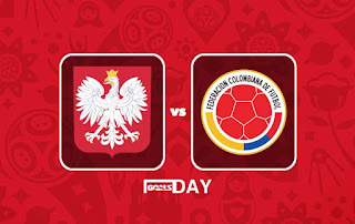 Poland vs Colombia – Highlights & All Goals