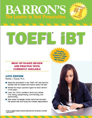 Barron's TOEFL iBT - 14th Edition