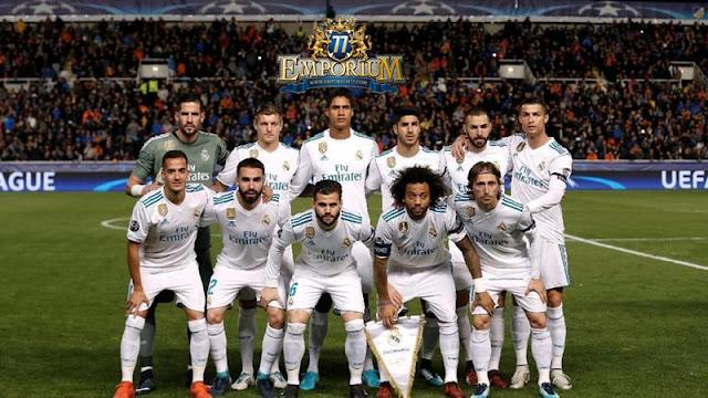 Akhirnya Real Madrid Dapat Bermain Dengan Baik Diwaktu Yang Tepat.