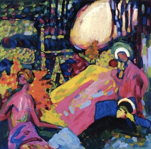 Il Trattato dei colori Wassily Kandinsky