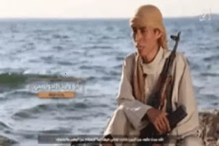 Muhammad Saifuddin alias Abu Walid, militan ISIS asal Indonesia yang tewas di Suriah./Foto: Research Gate