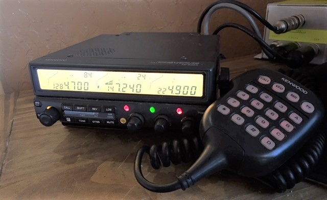 Kenwood TM-642AD Mobile Radio