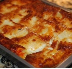 Absolute Best Ever Lasagna