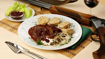 GREAT HUNTING: #Minutkový srnčí guláš, Rychlý srnec, Zvěřina a kuchyně mysl