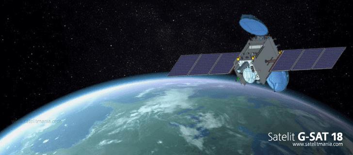 Daftar Lengkap Frekuensi Satelit G-Sat 18