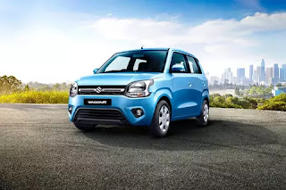 Maruti Suzuki launches CNG variant of New WagonR with starting price 4.84 lakh rupees