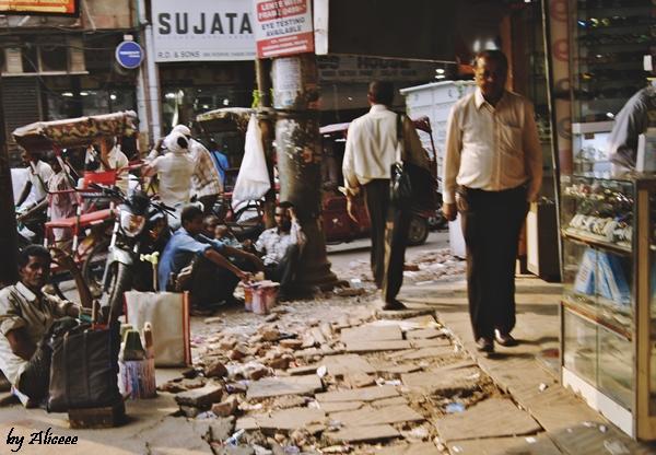 Old-Delhi-strazi