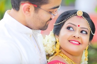 Athira with Sidharth Wedding Highlights