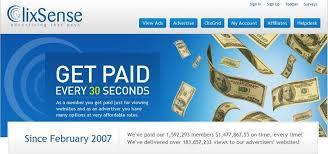 $100 sehari Clixsense & Mendapatkan Mobil Dari PTC Clixsense