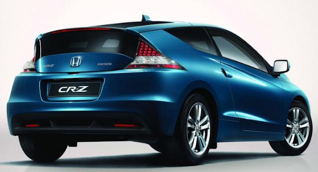 2018 Honda CR-Z