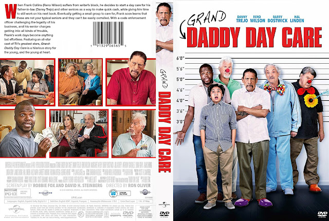 Grand-Daddy Day Care DVD Cover