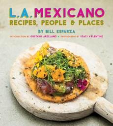 LA Mexicano cover